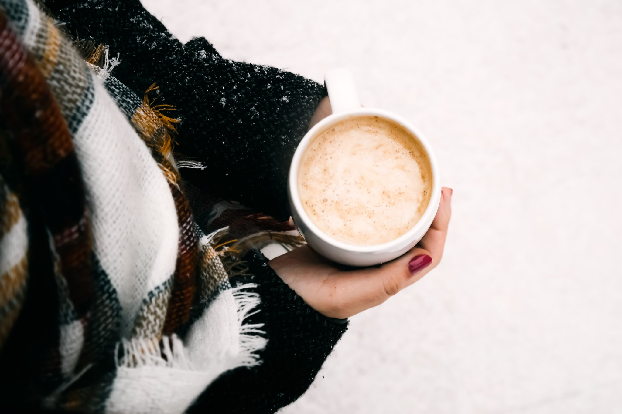 brigitte-tohm-latte in the cold - best outfit accessory